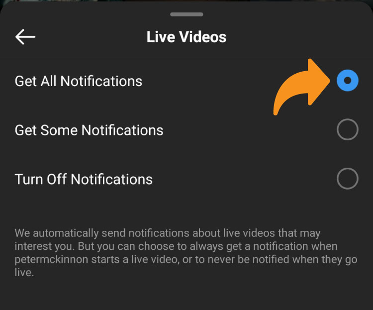 How To Turn On Post Notifications On Instagram